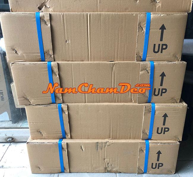 Nam châm dẻo cuộn còn nguyên thùng tại NamChamDeo.com