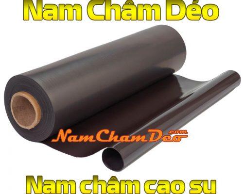 Nam châm dẻo cuộn dày 1mm - rộng 62cm - dài 15m